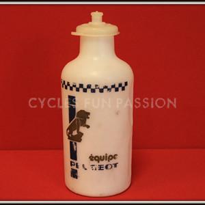 Bidon-Bottle-REG-PEUGEOT-vintage-road-bike-velo-bicyclette-pièce-cycles-fun-passion-ancien-ref164bb