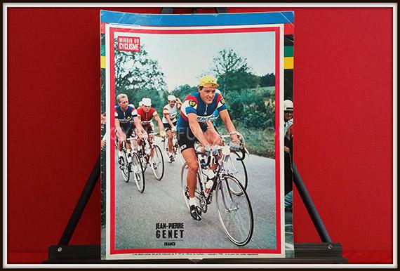 Miroir du cyclisme n 105 photo couleur jean pierre genet for Le miroir du cyclisme