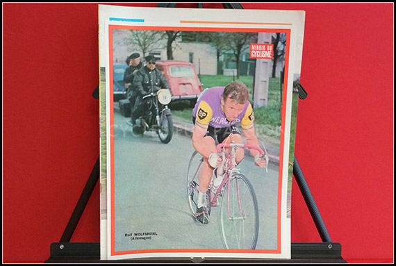 Miroir du cyclisme n 58 photo couleur wolf wolfshohl for Miroir du ciclisme