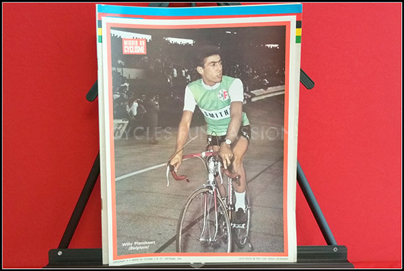 Miroir du cyclisme n 77 photo couleur willy planckaert for Miroir du cyclisme