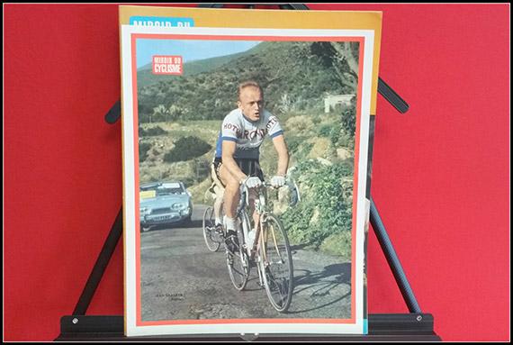 Miroir du cyclisme n 44 photo couleur jean graczyk mag36 for Miroir du ciclisme