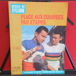 MIROIR-DU-CYCLISME-n°44-vintage-road-bike-velo-bicyclette-Randonneuse-pièce-cycles-fun-passion-ancien-mag36