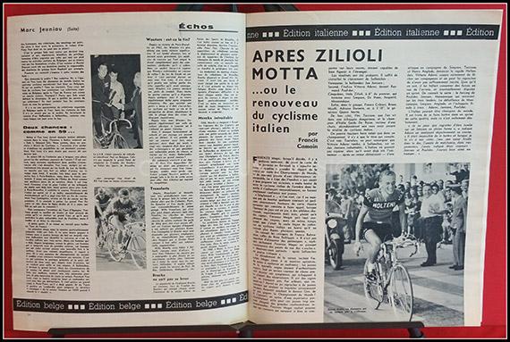 Miroir du cyclisme n 50 mag30 cycles fun passion for Miroir du ciclisme