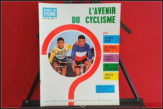 Miroir du cyclisme n 80 photo couleur anatole novak for Miroir du cyclisme
