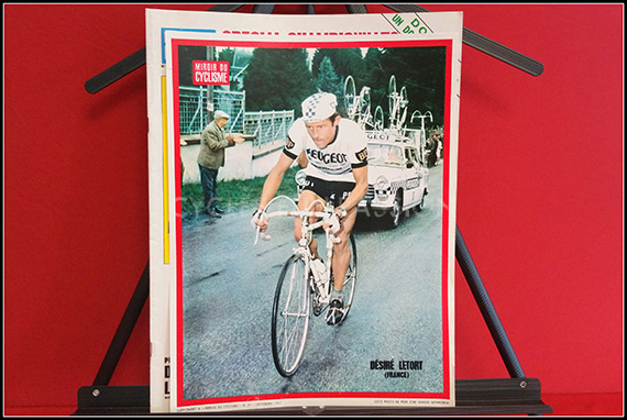Miroir du cyclisme n 92 photo couleur d sir letort for Miroir du cyclisme