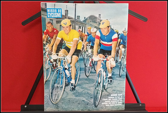 Miroir du cyclisme n 92 photo couleur d sir letort for Le miroir du cyclisme