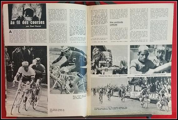 Miroir du cyclisme n 98 photo couleur jean claude for Miroir du ciclisme